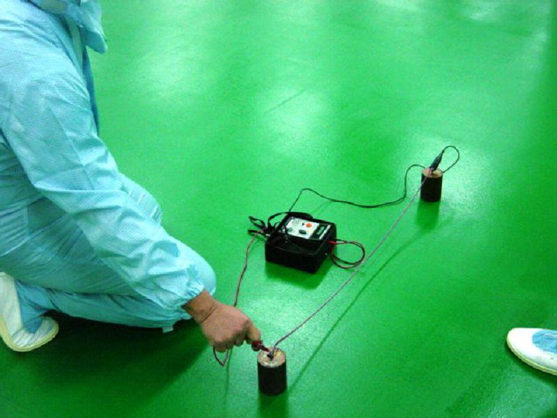 環氧樹脂地板